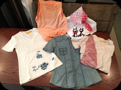 poletna ponudba oblačil trgovine Blanka v Kranju