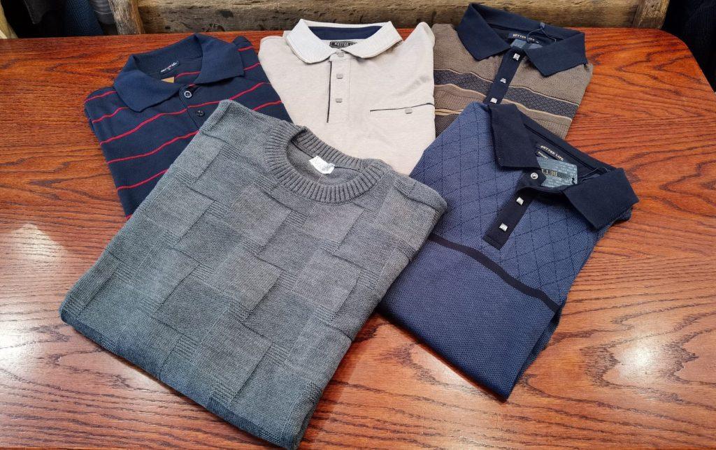 jopice, puloverji, majice z dolgimi rokavi, toplejša majica s kratkimi rokavi